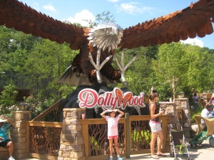Dollywood - July 2012