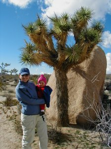 Joshua Tree - January 2004
