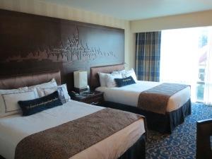 Queen Beds, Magical Headboard