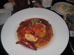 Royal Street Seafood Jambalaya