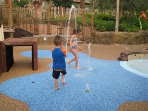 Kidani Village Splash Area