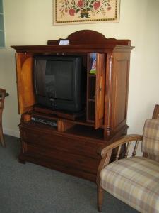 1-bedroom tv