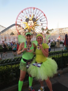 Finishers of the Neverland 5K