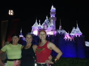 Best photo in front of Sleeping Beauty Castle