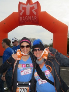 Finishers of Ragnar Cape Cod