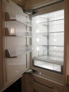The fridge