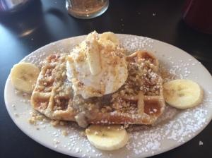 Sloppy Waffles