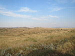 Little Bighorn National Park - Last Stand Hill