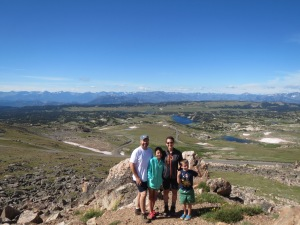 On the Beartooth Highway...