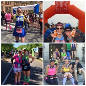 Providence Half, Ragnar Cape Cod, Iron Horse Half, Runners World Hat Trick