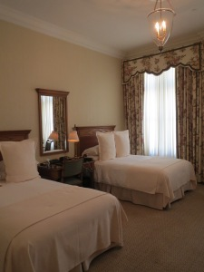Capital Hotel Room