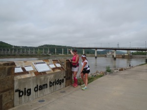 THE Big Dam Bridge